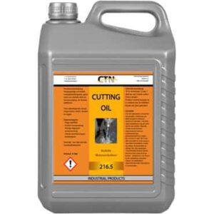 Cutting Oil Spray 5 Liter (Minerale bescherming)-0