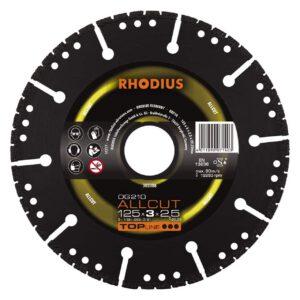 Rhodius DG210 Allcut diamantschijf 125mm 303388