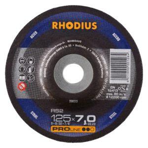 Rhodius RS2 Afbraamschijf 200213