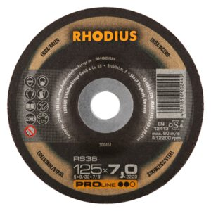 Rhodius RS38 Afbraamschijf 125mm 200451