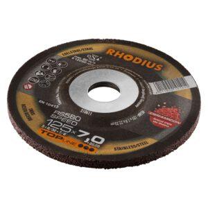 Rhodius RS580 Keramische Afbraamschijf 125mm 210611